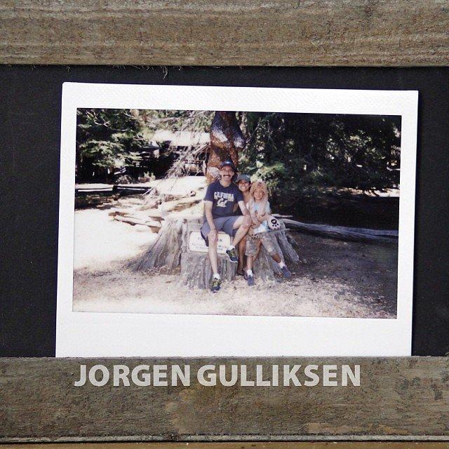 #polaroid portrait from Lair the Bear family camp 2013. #imaduckbutcalbearsneedlovetoo